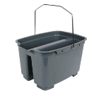 Winco PPL-20D 19.55-qt Double Pail, Plasti
