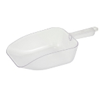 Winco PS-50 50-oz Polycarbonate Scoop