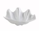 Winco PSBW-5W 5-qt Plastic Shell Bowl, Pearl