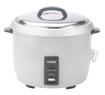 Winco RC-P300 30-Cup Electric Rice Cooker, 120v