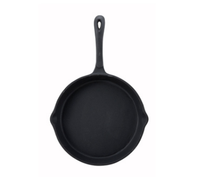 Winco RSK-10 10-in Cast Iron Skillet