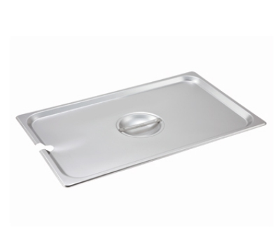 Winco SPCF Full-Size Steam Pan Cover, Stainless