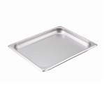 Winco SPH1 Half-Sized Steam Pan, Stainless