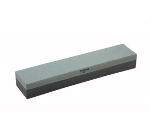 Winco SS-1211 Sharpening Stone, Fine/Medium Grain, 12 x 2.5 x 1.5""