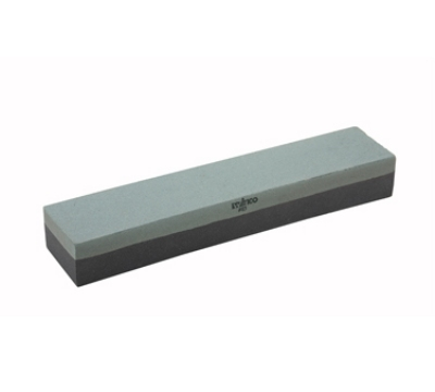 Winco SS-1211 Sharpening Stone, Fine/Medium Grain, 12 x 2.5 x 1.5-in