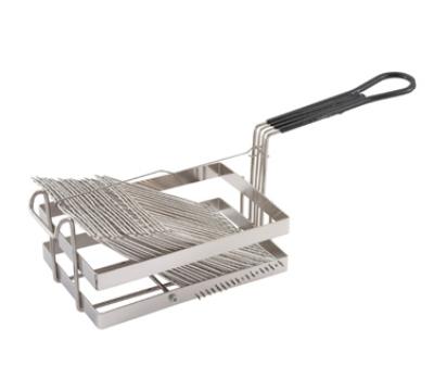 Winco TB-18 Tostada Fryer Basket w/ 18-Shell Capacity