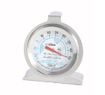 Winco TMT-RF2 Refrigerator Freezer Thermometer, Dial Type, 20 to 70-Temperature Range, 2-in