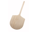 "Winco WPP-1442 42"" Pizza Peel, 14 x 16"" Blade, Wooden"
