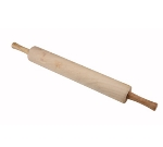 "Winco WRP-18 18"" Rolling Pin, Wood"