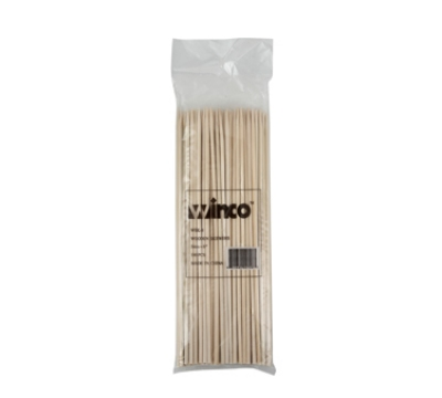 Winco WSK-08 8-in Bamboo Skewers