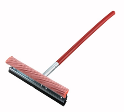 Winco WSS-12 12-in Window Squeegee & Sponge
