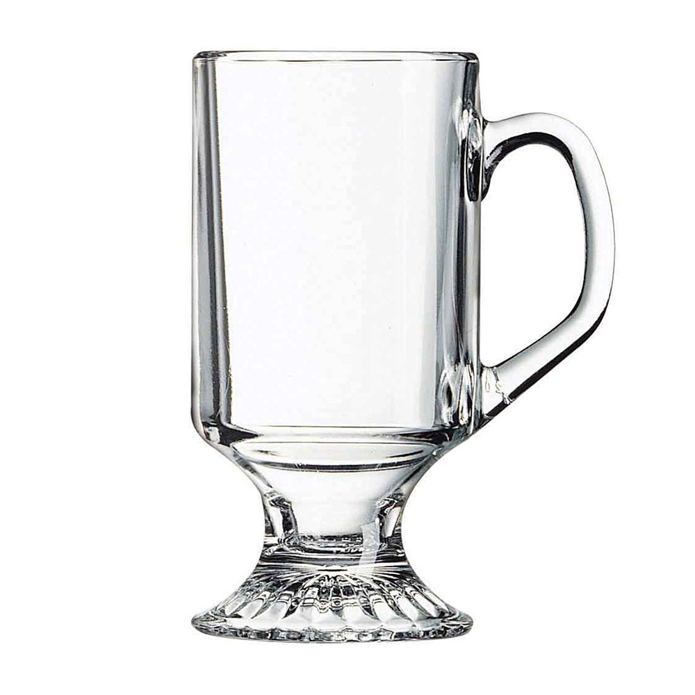 Winco WG03-004 10-oz Irish Coffee Mug - Footed