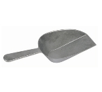 Winco ASFB-24 24-oz Flat Bottom Scoop, Aluminum