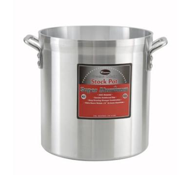 Winco AXHH-40 40-qt Aluminum Stock Pot