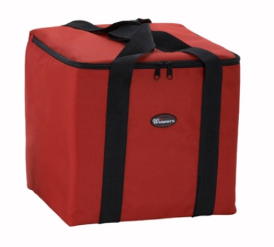 Winco BGDV-12 Pizza Delivery Bag, 12 x 12 x 12""