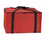 Winco BGDV-22 Pizza Delivery Bag, 22 x 22 x 13-in