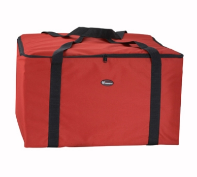 Winco BGDV-22 Pizza Delivery Bag, 22 x 22 x 13""