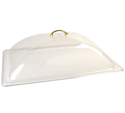 Winco C-DP1 Full Size Dome Cover, Polycarbonate