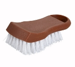 Winco CBR-BN Cutting Board Brush, Brown