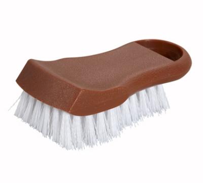 Winco CBR-BN Cutting Board Brush, Brown