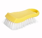 Winco CBR-YL Cutting Board Brush, Yellow