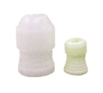 Winco CDTC2 Plastic Couplings for Cake Decorating Tubes, 2-Sizes
