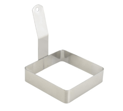 Winco EGRS-44 4-in Square Egg Ring