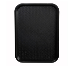 Winco FFT-1014K Fast Food Tray, 10 x 14-in, Black