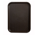 "Winco FFT-1216B Fast Food Tray, 12 x 16"", Brown"