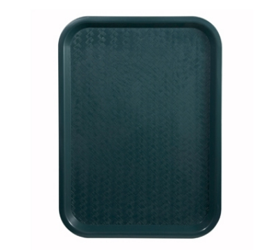 Winco FFT-1014G Fast Food Tray, 10 x 14-in, Green