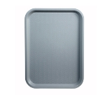 "Winco FFT-1014E Fast Food Tray, 10 x 14"", Grey"