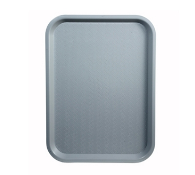 Winco FFT-1014E Fast Food Tray, 10 x 14-in, Grey