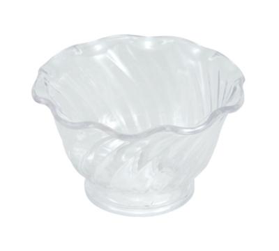 Winco ICC-5C Dessert Dish w/ 5-oz Capacity, Clear