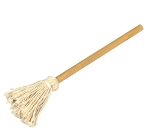 "Winco OM-13 13"" Oil Mop"