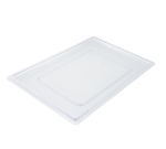 Winco PFSF-C Cover for Food Storage Box, 18 x 26, Polycarbonate, Clear