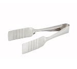 Winco PT-8 7.5-in Solid Pastry Tong, Stainless