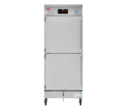 Winston HA4022 Full Height Mobile Heated Cabinet w/ (14) Pan Capacity, 120v