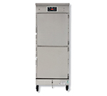 Winston HA4522 Full-Size Holding Cabinet - 14-Adjustable Rack Supports, 65-lb/Rack, Fan, Stainless