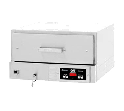 Winston Industries HBB0D1 Hold & Serve Drawer - (2)Electronic Controls, (1) Drawer, Stainless, 120v