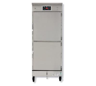 Winston HL4522-AL Full Height Mobile Heated Cabinet w/ (14) Pan Capacity, 120v