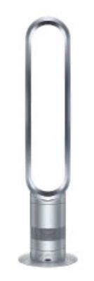 Dyson AM02 1939401 Dyson Air Multiplier Non Blade Tower Room Fan, Silver