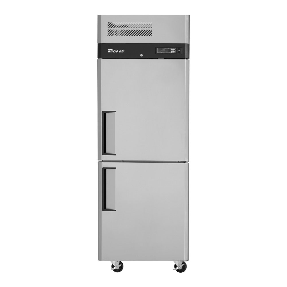 "Turbo Air M3F24-2-N 28.75"" One Section Reach-In Freezer, (2) Solid Doors, 115v"