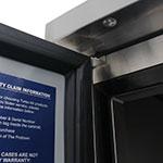 Turbo Air MUR-60 16-cu ft Undercounter Refrigerator w/ (2) Sections & (2) Doors, 115v