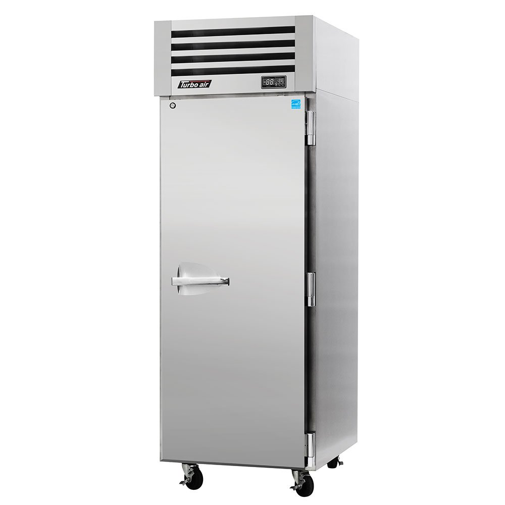 "Turbo Air PRO-26F 28.75"" One Section Reach-In Freezer, (1) Solid Door, 115v"
