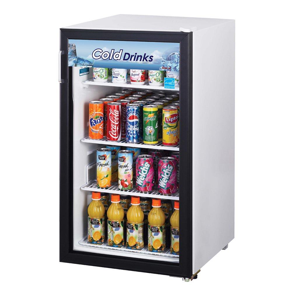 Turbo Air TGM-5R 19 Countertop Refrigerator w/ Front Acce...