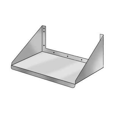 Turbo Air TMWS-1922 Stainless Steel Microwave Oven Stand, 19 x 22-in