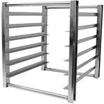 Turbo Air TSP-2224 Half Size Pan Rack w/ 7-Full Pan Capacity, Stainless