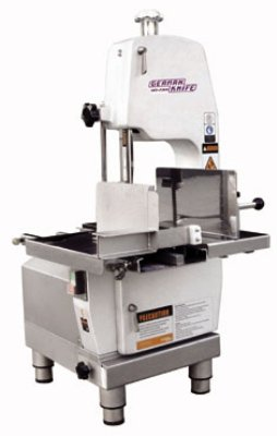 GBS-230A 66-in Vertical Blade Meat Saw 3/4-HP Restaurant Supply