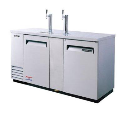 TBD-3SD 69-in Beer Dispenser w/ (3) 1/2-Barrel Capacity Stainless Restaurant Supply