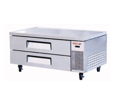 "Turbo Air TCBE-52SDR 52"" Chef Base w/ (2) Drawers - 115v"